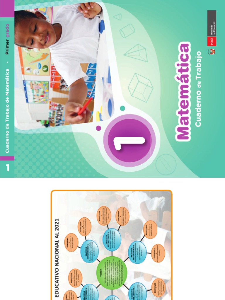 Matemática Cuaderno de Trabajo 1
