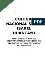 Colegio Nacional Santa Isabel Huancayo