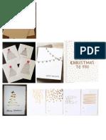 Christmas Card Ideas - Copia