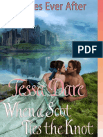 Tessa Dare - Castles Ever After 3 - When a Scot Ties the Knot
