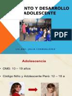 enfemeria en salud del adolescente