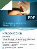 Tema 2 Hemograma