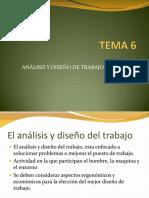 9. Analisis Del Trabajo