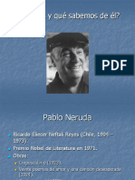 Presentación Neruda
