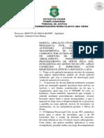 2 Decisão TJCE Alvara Judicial Autonomo Sucessoes Informat Março