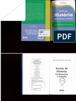 1-Ensino de Historia BITTENCOURT,Circe