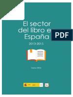 El Sector del Libro en España - Enero 2016.pdf