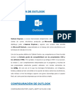 Utilización de Outlook