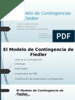 El Modelo de Contingencia de Fiedler
