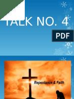 CFC-SFC Talk 4