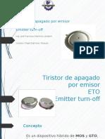 Tiristor de Apagado Por Emisor_eto
