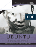 Ubuntu - Curating the Archive (BooksLive)