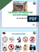 Trabajos en Excavaciones - Alto Riesgo