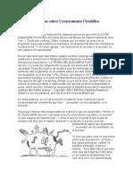 Artículos sobre Creacionismo Científico.doc