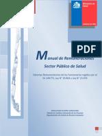 Manual Remuneraciones Sector Público de Salud