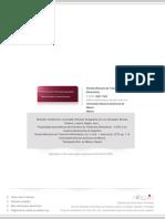 Estudio Psicométrico Del EDI-3 en Mujeres Arg