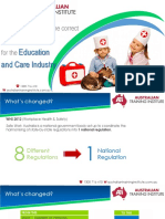 Guide to Choosing the Right First Aid Kits for the Education Care Industry