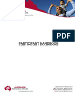 Australian Training Institute (NSW) Pty Ltd Registered Training Organisation Participant Handbook