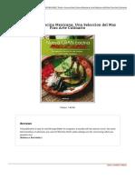 161605865X Nueva Gran Cocina Mexicana Una Seleccion Del Mas