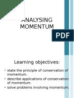 Analysing Momentum 2