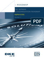 German Standardization Roadmap Services Data