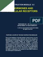 Steroid Hormones & Intracellular Receptors