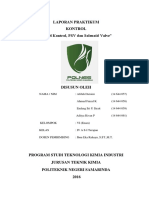 Level Kontrol, PSV Dan Solenoid Valve