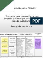 Modelo CANVAS_Ronny Vásquez Calzado