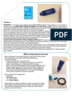 MAG-ic Probe BLE User Manual