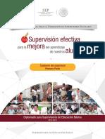 7. Una supervisi¢n efectiva para la mejora del aprendizaje. CUADERNO del Supervisor.pdf
