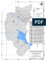 Mapa Zonas Criticas Puno 2014