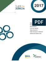 IPEA  Atlas Da Violencia 2017