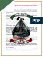 El Estado Como Regulador Del Desarrollo y Distribucion de La Riqueza en México