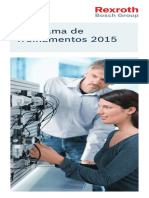 Programa Treinamentos 2015