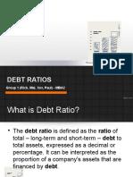 Debt Ratio