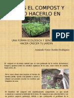 Armando Nerio Guedez Rodríguez - Compost