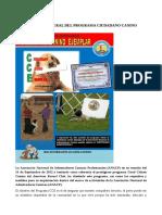 Programa Ciudadano Canino Ejemplar