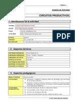 Ficha - Circuitos productivos
