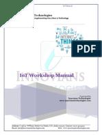 IoT Workshop Tutorial