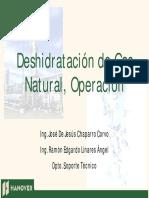 Copia de Deshidratación Capitulo de Operaciones