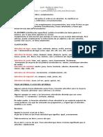 Funcion Adverbial Complemento Circunstancial