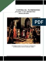 Delitos Contra El Patrimonio Usurpacion- Carm,En Castillo}
