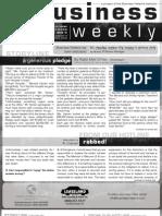 Business Weekly Parsha Eikev 5770