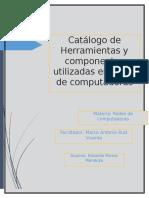 Catalogo redes