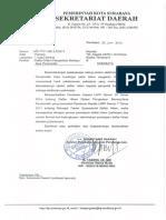 SE Daftar Hitam Berdasarkan Perka LKPP No.18 Th 2014 Ttg Juknis Blacklist