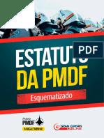 Estatuto PMDF -  Esquematizado - Prof Paulo Sérgio