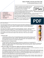 An Illustrated Guide to IPsec