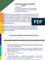Ponencia Academia Gean Piagget 3 Diapositivas Bullying