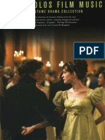 (Book) Various Artists - Piano Solos Film Music - The Costume Drama Collection