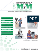 Brochure de Productos MyM